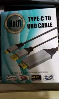 Type-c to hub cable line mac book,an can use