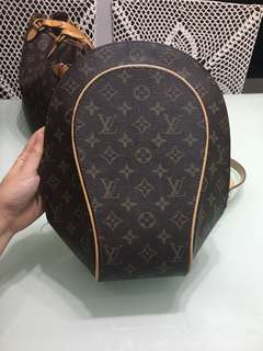 Authentic LV Backpack