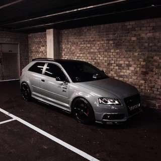Audi A3 Sportback 2.0 Auto TFSI quattro S-tronic