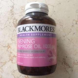 🚚 Blackmores Evening Primrose Oil 100 caps