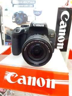 Kamera Canon Eos 800D Paling Murah (Kredit Dp 0%)