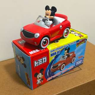 Tomica Disney MRR-07 Mickey Mouse and Road Racers - Coope Mickey