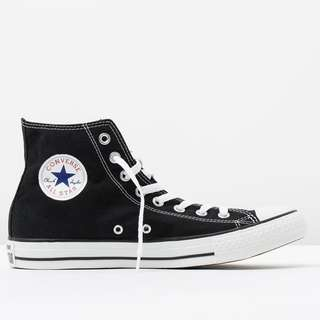 Converse Chuck Taylor All Star Hi Sneakers - Mens Size 5 / Womens Size 7