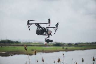 Aerial filming / photography / videography / cinematography