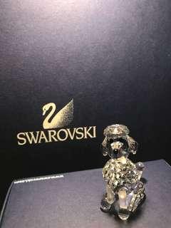 Swarovski 施華洛世奇水晶 dog 小狗