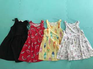 H&M Dresses - 180 each