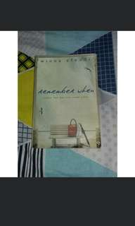 [NEGO] Buku Remember When By Winna Efendy