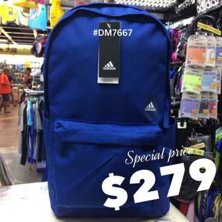 有門市~ADIDAS CLASSIC BACKPACK LARGE 背囊 書包  背包 運動袋 #DM7667