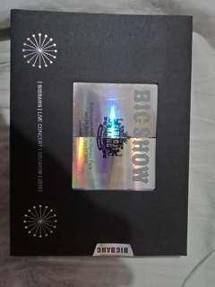 Bigbang Live Concert Big Show 2010 DVD