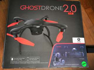 Ghost Drone 2.0 (iOS) - used (ghostdrone)
