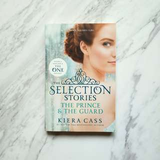 The Selection Stories by Kiera Cass (Book)