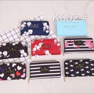 KATE SPADE WALLET CLASS A W/BOX