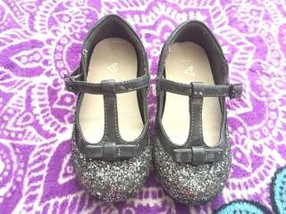 Next Uk glitter shoes