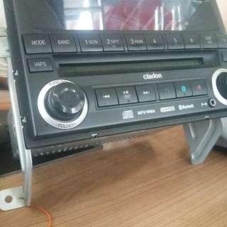 Radio Kereta Clarion Inspira