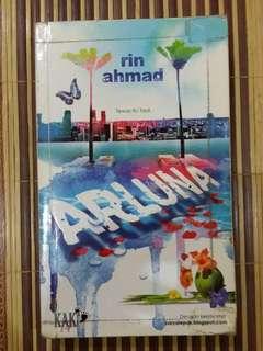 Novel Arluna, Rin Ahmad