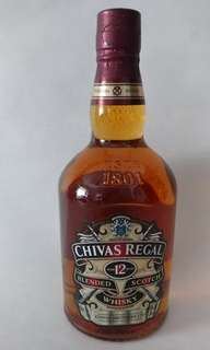 CHIVAS Reagal whisky 12年(750ml)