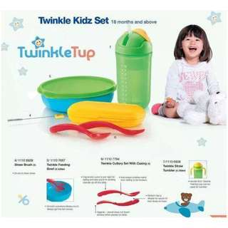 Tupperware Kidz Set