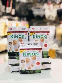 Kinoki detox footpads