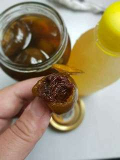 桔子酸梅Homemade