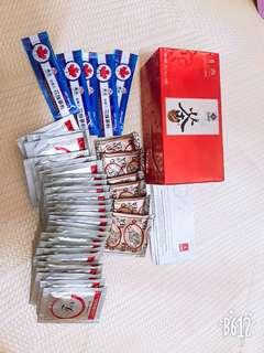 🚚 韓國帶回正版紅參茶25包