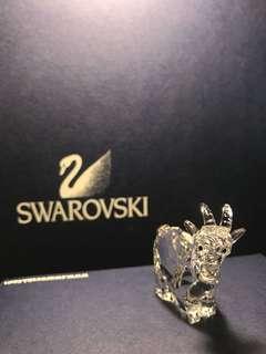 Swarovski 施華洛世奇 水晶 羊 crystal