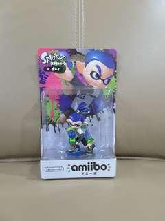 Nintendo Splatoon Inkling Boy amiibo