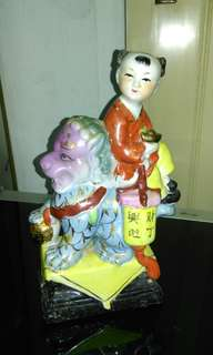Vintage Ceramic Figurines.