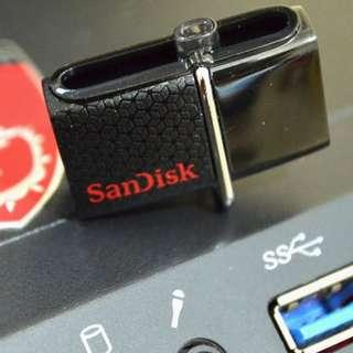 Sandisk 64gb OTG usb3.0/micro usb