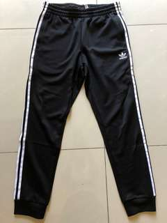 Adidas 9.99新 縮口運動褲