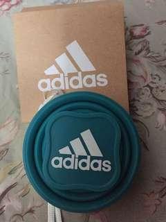 Adidas 摺疊水杯