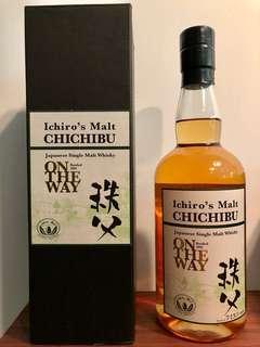"Ichiro's Malt Chichibu (秩父) ""On The Way"" (Bottled 2013)"