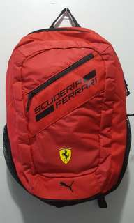 Ferrari Limited Ed Backpack