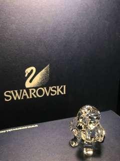 Swarovski 擺設 施華洛世奇水晶 狗
