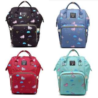 BACKPACK MOMMY & BABY ~READY STOK~
