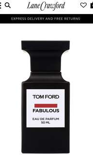 Tom Ford Fucking Fabulous Eau De Parfum 50ml