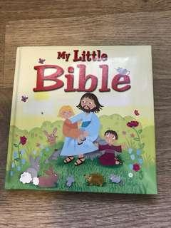 My little Bible story book 聖經故事