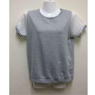 Women Grey Tops