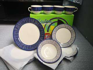 Claytan tableware
