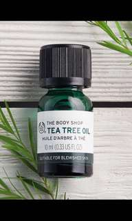 🚚 Tea tree oil