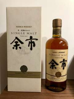 Nikka Whisky Yoichi (余市) 15 Year-Old Single Malt