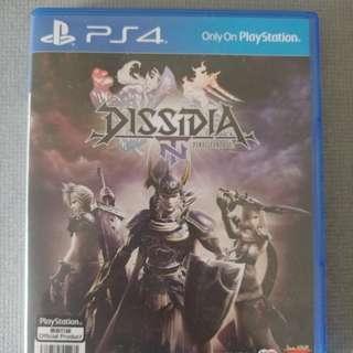 Dissidia NT Final Fantasy PS4