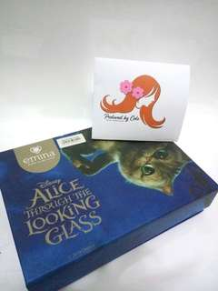 (PAKET 2) Emina Chesire Cat Package - Alice (limited edition) #maudecay