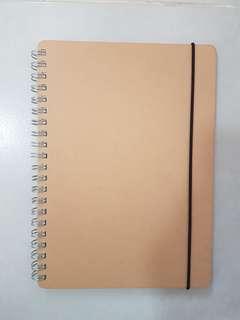 MUJI A5 Dotted Notebook