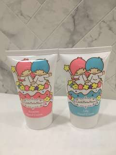 Little Twin Stars Hand cream