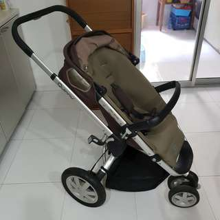 Quinny stroller cheap and detachable