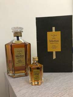 Nikka Selection Maltbase Whisky (660ml+50ml)