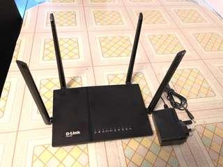 D-Link DIR-825 AC1200 Wifi Gigabit Router
