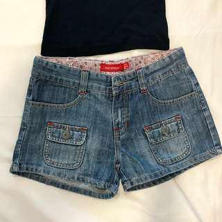 Padini Denim Shorts