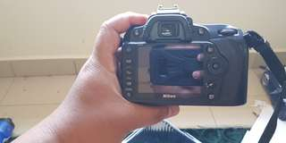 Nikon D90 12.3 megapixel Body only SC 20K