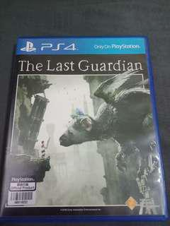 Last Guardian PS4 game